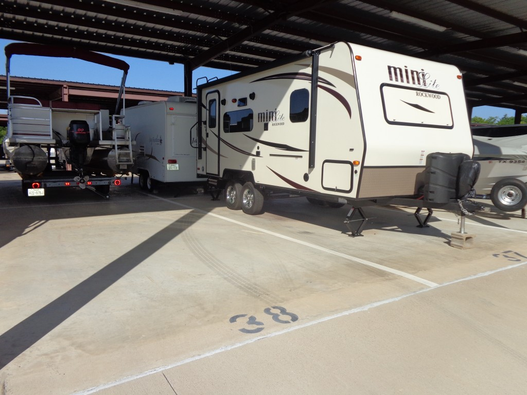 12x25covered Lakeview Boat And Rv Storage